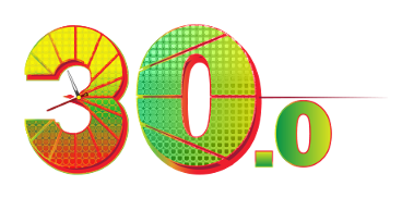 Thirty-Point-O logo