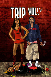 Trip Volume 4 Book Cover