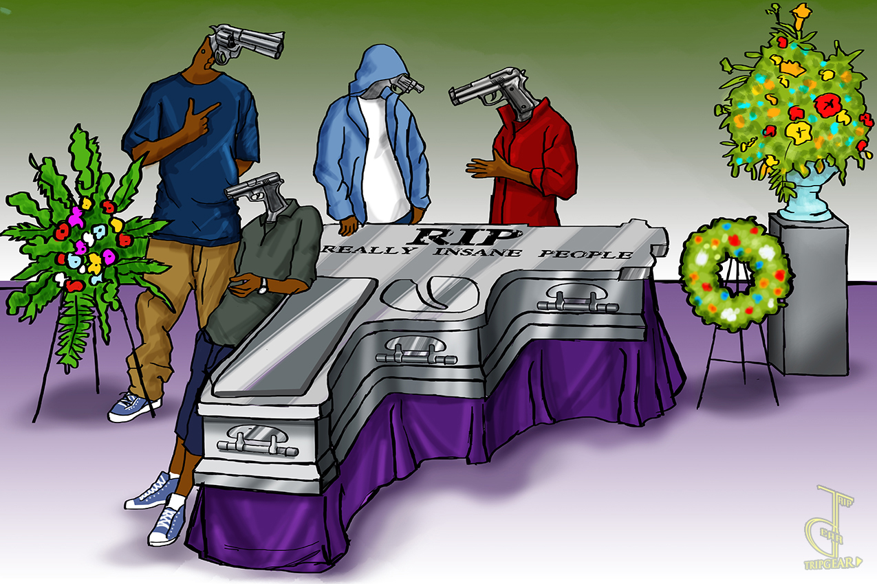 Funeral Scene